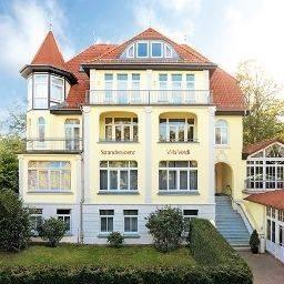 Hotel Akzent Strandresidenz Villa Verdi