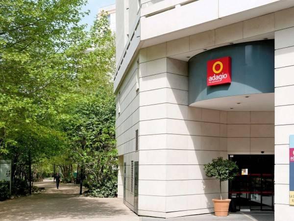 Aparthotel Adagio La Défense Kléber