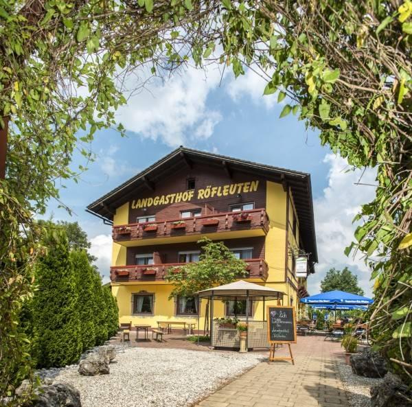 Hotel Landgasthof Röfleuten