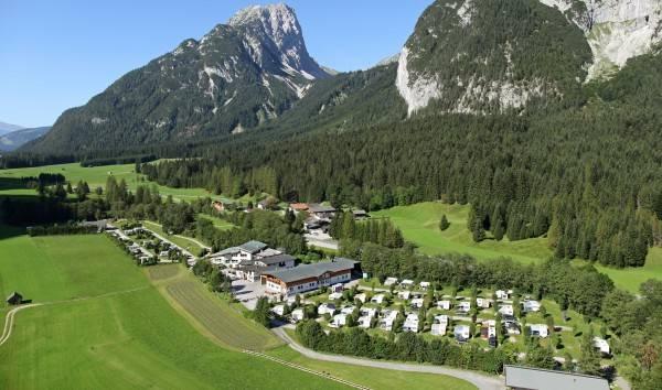 Hotel TIROL.CAMP Leutasch