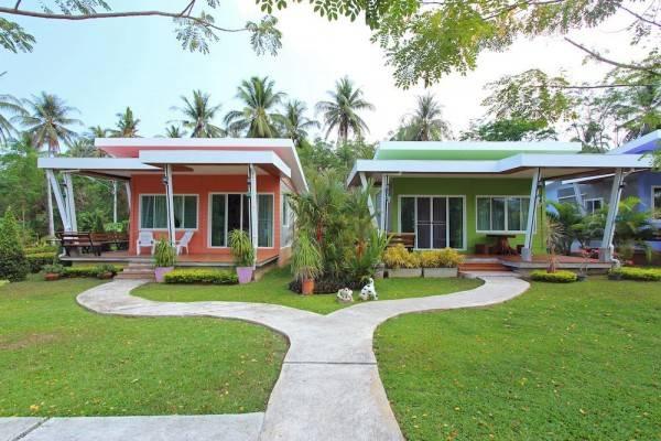 Hotel Maikhao Home Garden Bungalow