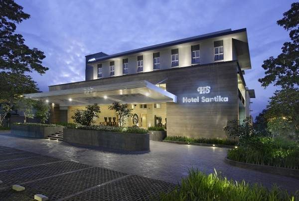 Hotel Santika Mataram - Lombok
