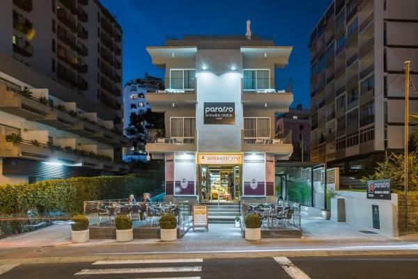 Hotel Apartamentos Turisticos Paraiso