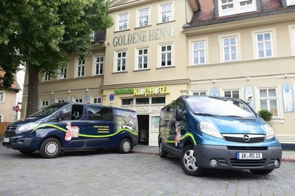 Hotel Goldene Henne Gast- & Logierhaus