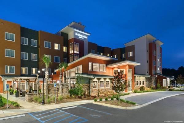 Residence Inn Spartanburg Westgate