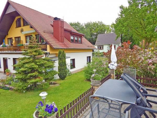 Hotel Ferienhus Baabe Appartmenthaus