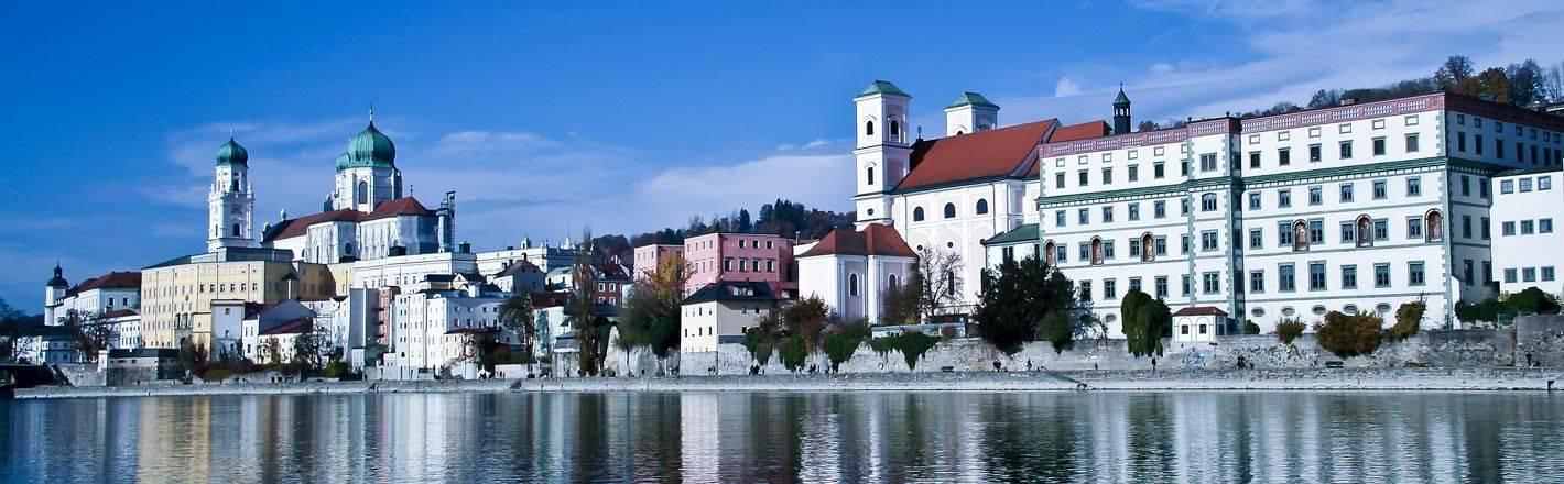 HRS Preisgarantie: 23 Hotels in Passau beim Testsieger - 11 Hotelvideos ✔ Geprüfte Hotelbewertungen ✔ Kostenlose Stornierung