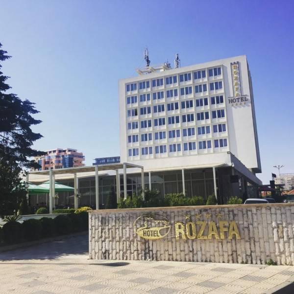 HOTEL ROZAFA - SHKODER