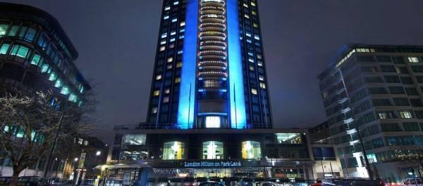 Hotel London Hilton on Park Lane