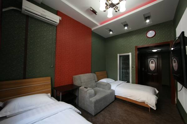 Harbin Russia International Youth Hostel