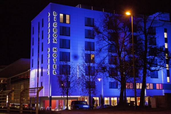 Hotel bigBOX ALLGÄU