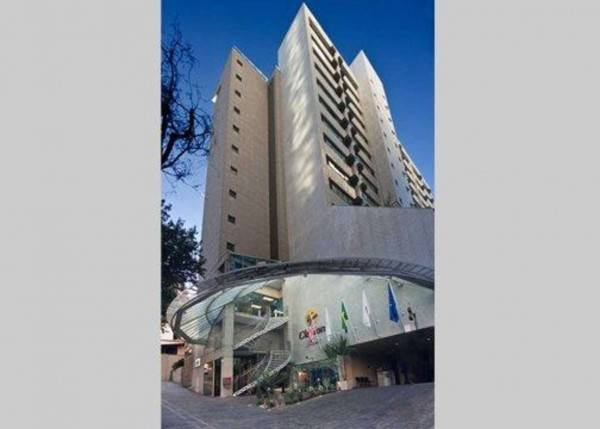 Hotel Quality Belo Horizonte Lourdes