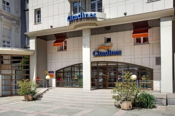 Hotel CITADINES CITY CENTRE GRENOBLE
