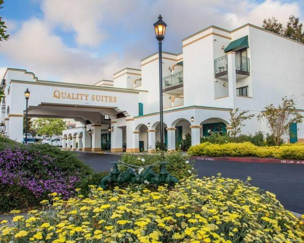 Hotel Quality Suites Downtown San Luis Obispo