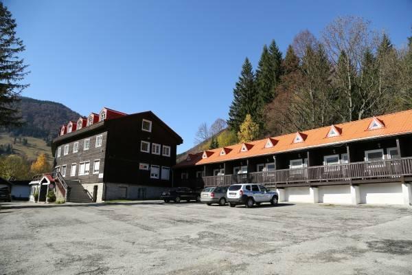 Hotel Pod Sokolim