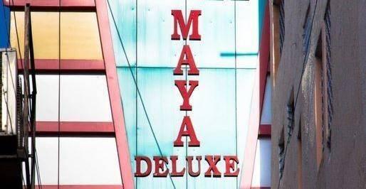 Hotel Maya Deluxe-Hyderabad