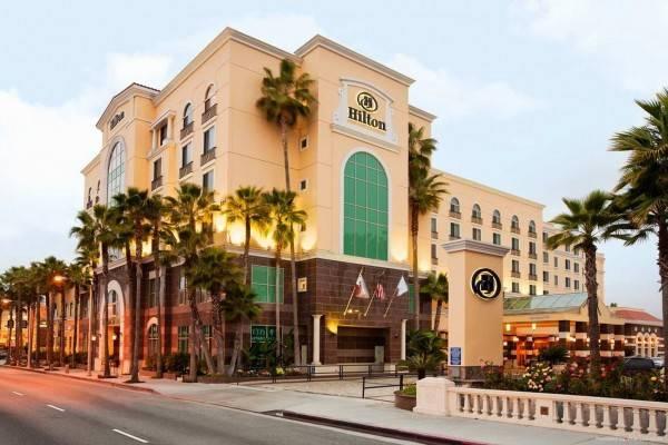 Hotel Hilton Los Angeles-San Gabriel