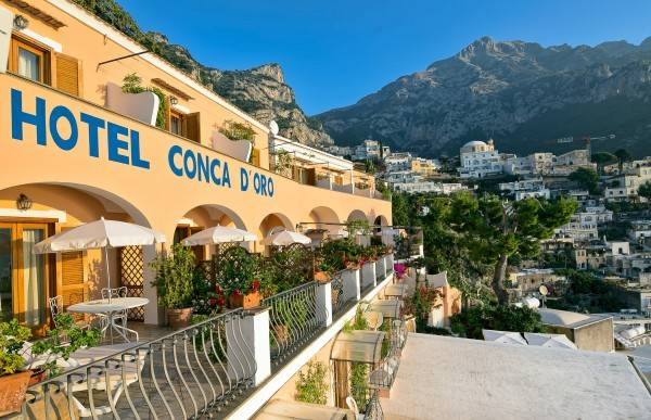 Hotel Conca DOro