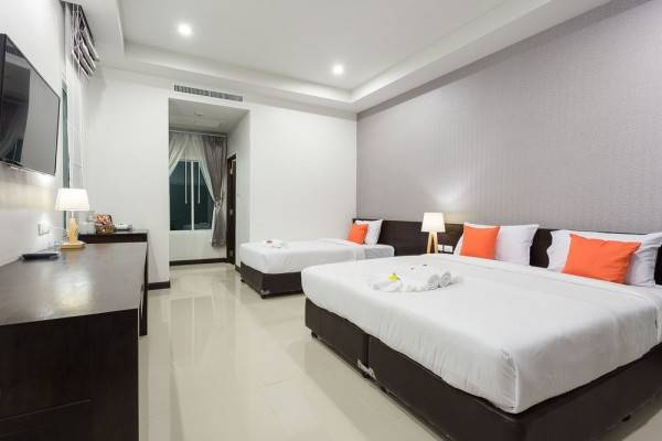 Hotel Orange Tree House - Ao Nang