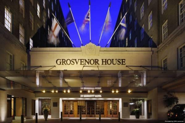 Hotel JW Marriott Grosvenor House London