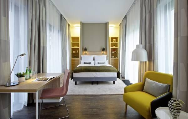Hotel frederics BERLIN CITY Hackescher Markt Apartmenthaus