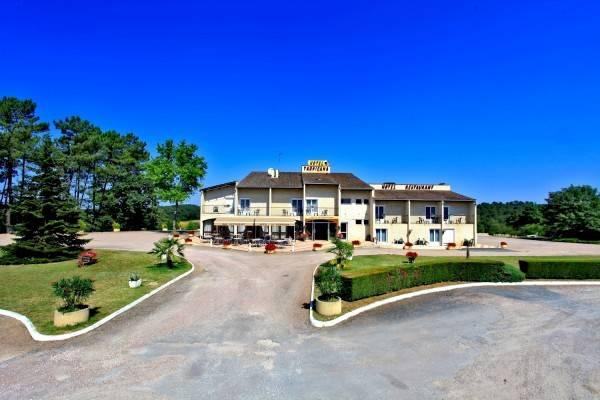 Hotel le Tropicana Logis