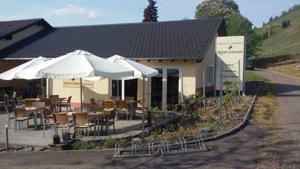 Hotel Weingut König Johann Gästezimmer