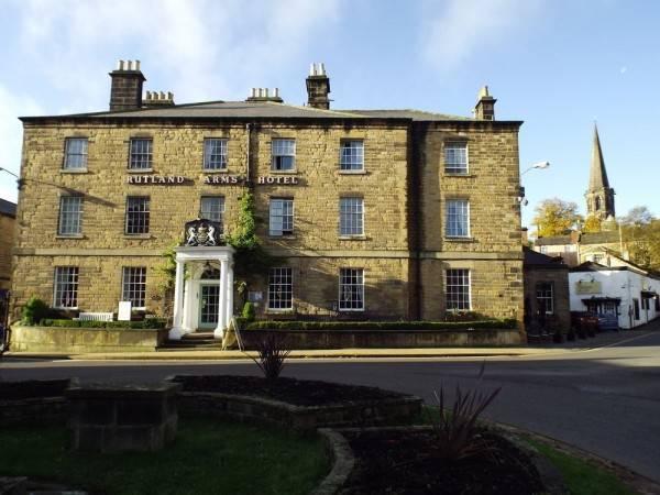The Rutland Arms Hotel