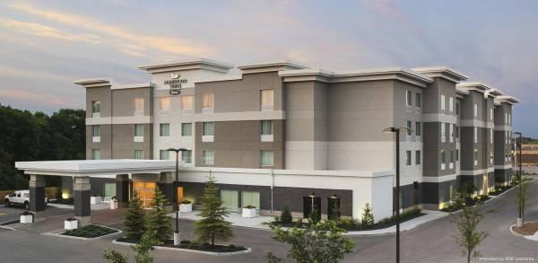 Homewood Suites by Hilton Winnipeg Airport-Polo Park MB