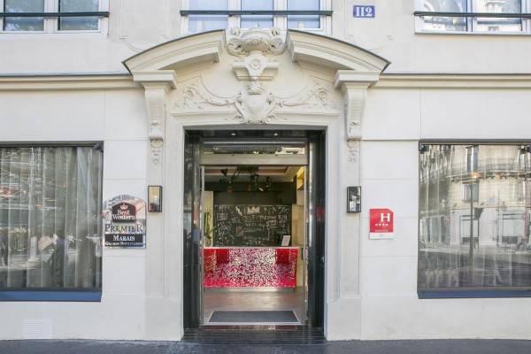 Hotel Best Western Premier Marais Grands Boulevards