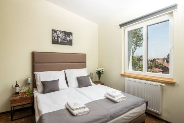 Hotel Pergamin Old Town Apartments