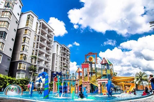 Hotel Gold Coast Malacca International Resort