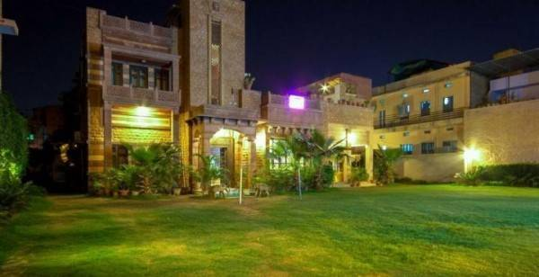 The Marwar Hotel And Gardens