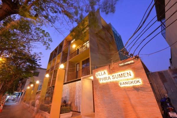 Hotel Villa Phra Sumen Bangkok
