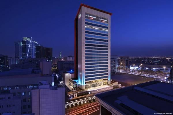 Hotel Courtyard Riyadh Olaya