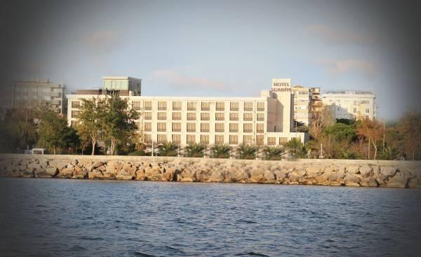 Hotel Suadiye at Asia-side