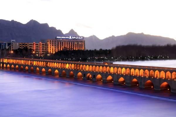 INTERNATIONAL ISFAHAN PARSIAN KOWSAR HOTEL