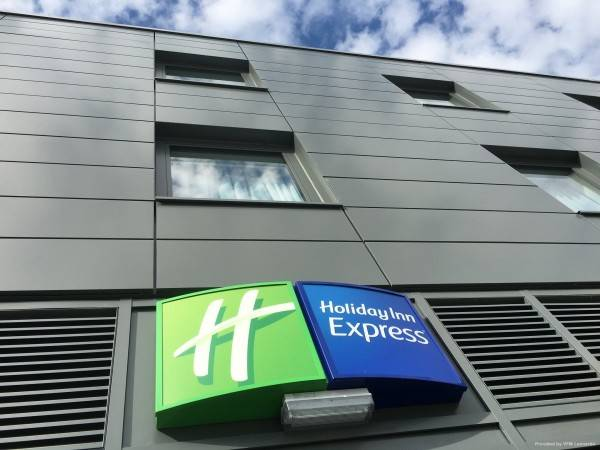 JCT.22 Holiday Inn Express ST. ALBANS - M25