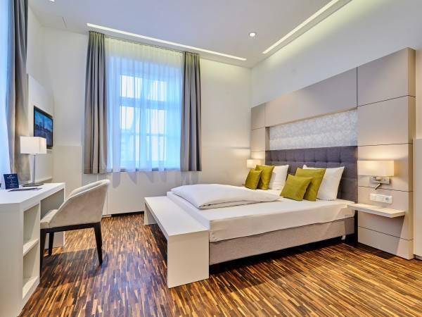 Hotel Apartmenthouse Klosterbau