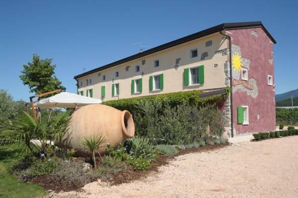 Hotel Agriturismo Sol de Montalto