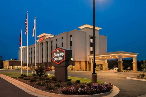 Hampton Inn - Suites - Lavonia GA