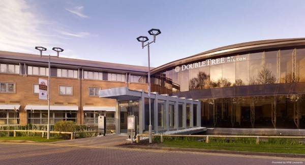 Hotel DoubleTree by Hilton Nottingham - Gateway