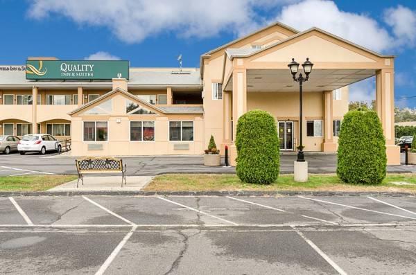 Quality Inn and Suites Northampton- Amhe