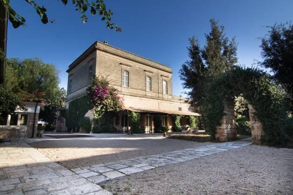 Hotel Masseria Baroni Nuovi