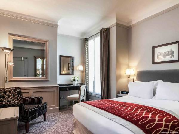 Hotel Sofitel Paris Baltimore Tour Eiffel