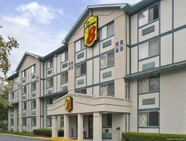 Hotel Super 8 by Wyndham Stamford/New York City Area