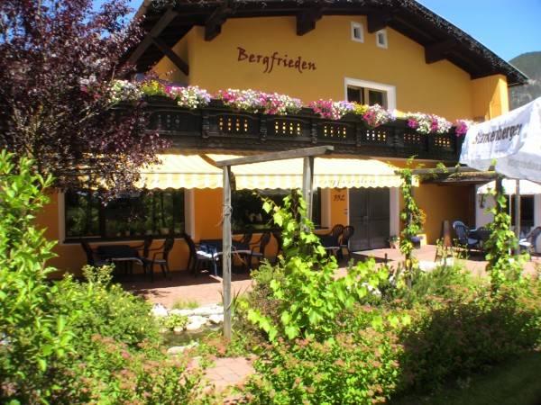 Hotel Bergfrieden Leutasch Seefeld Tirol