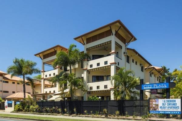 Hotel City Plaza Apartments