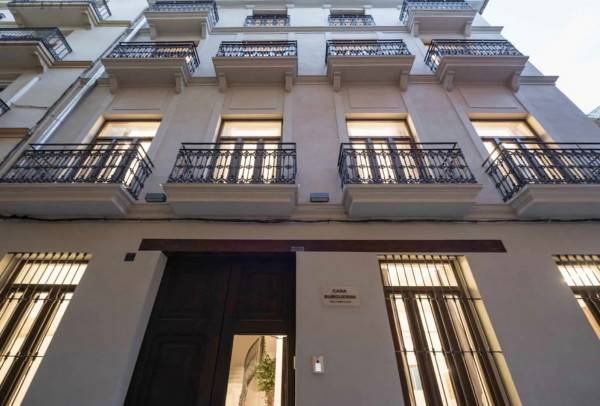 Hotel Old Town Flats Casa Burguerini