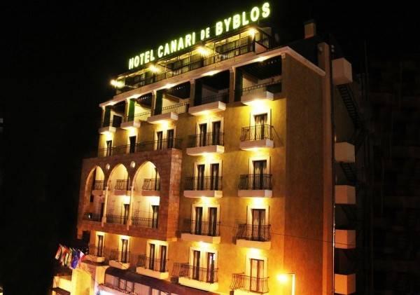 Hotel Canari de Byblos